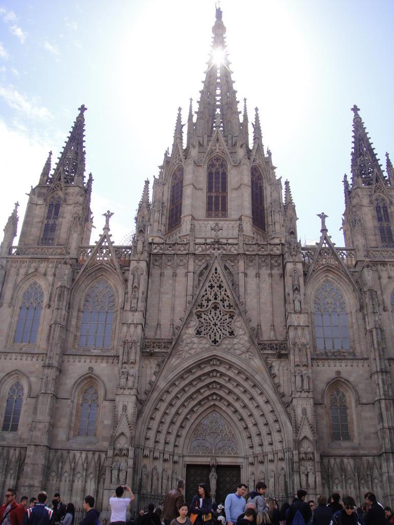 Best of Barcelona Tour - Barcelona