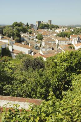 View from Obidos , Bryan H - June 2014