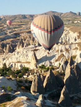 Cappadocia hot air balloons, kellythepea - September 2012
