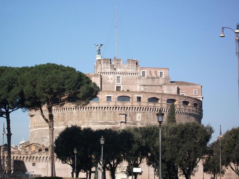 Castel Sant Angelo-Rome - Rome