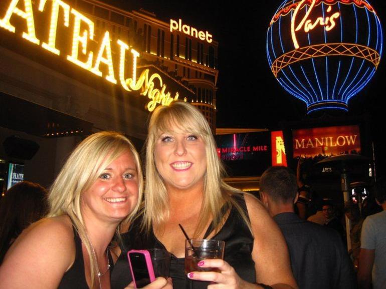 Party on the Strip! Chateau Club at Paris - Las Vegas