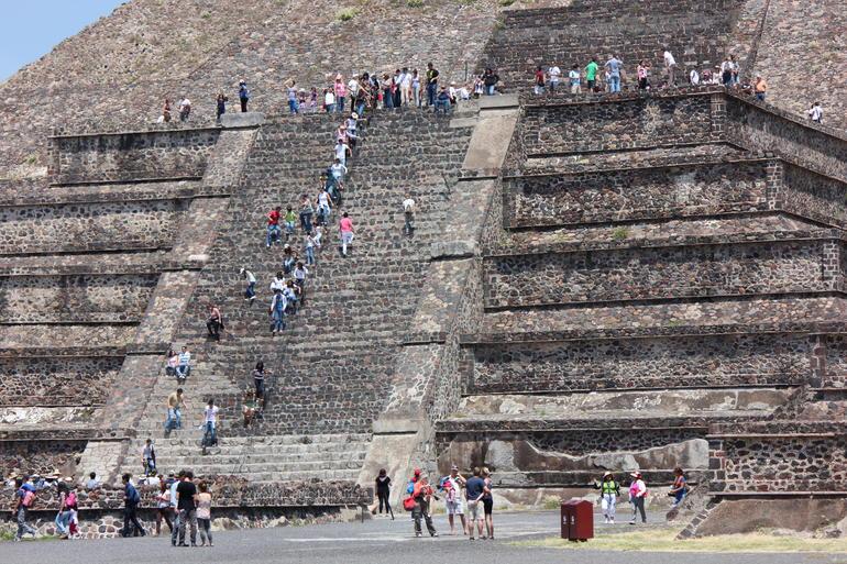 Climbing - Mexico City