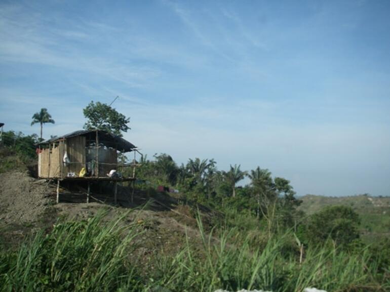 Drive to Canoa -