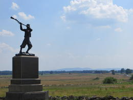 72nd Pennsylvania Infantry Monument - August 2013