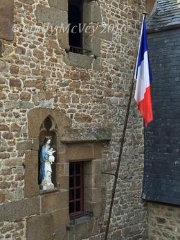 Inside Mont St-Michel , Cindy M - September 2016