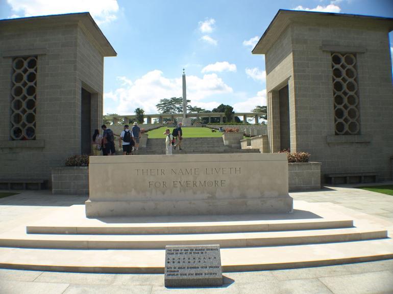 Kranji War Cemetery - Singapore