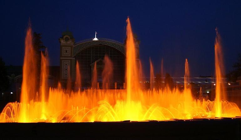 Kriziks Fountain - Prague
