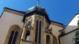 What an amazing trip to the medieval area of Prague! - March 2012