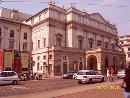 Front of Lascala., ALEX F - August 2008