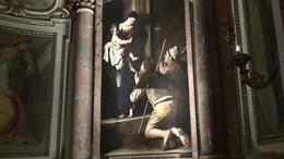Caravaggio Painting , Joseph P - September 2014