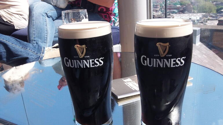 Make mine a Guiness! - Dublin