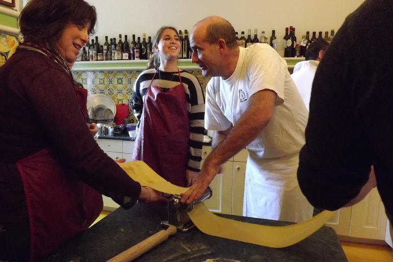 Pasta! - Rome