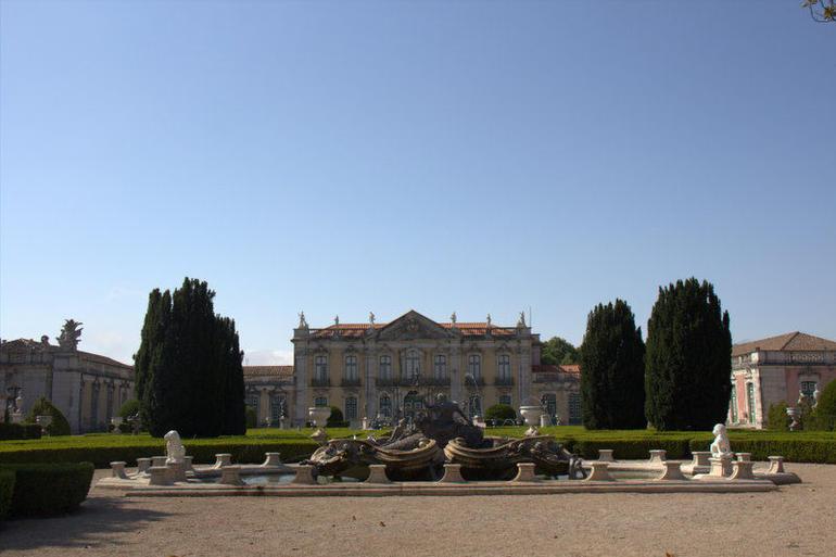 Queluz garden - Lisbon
