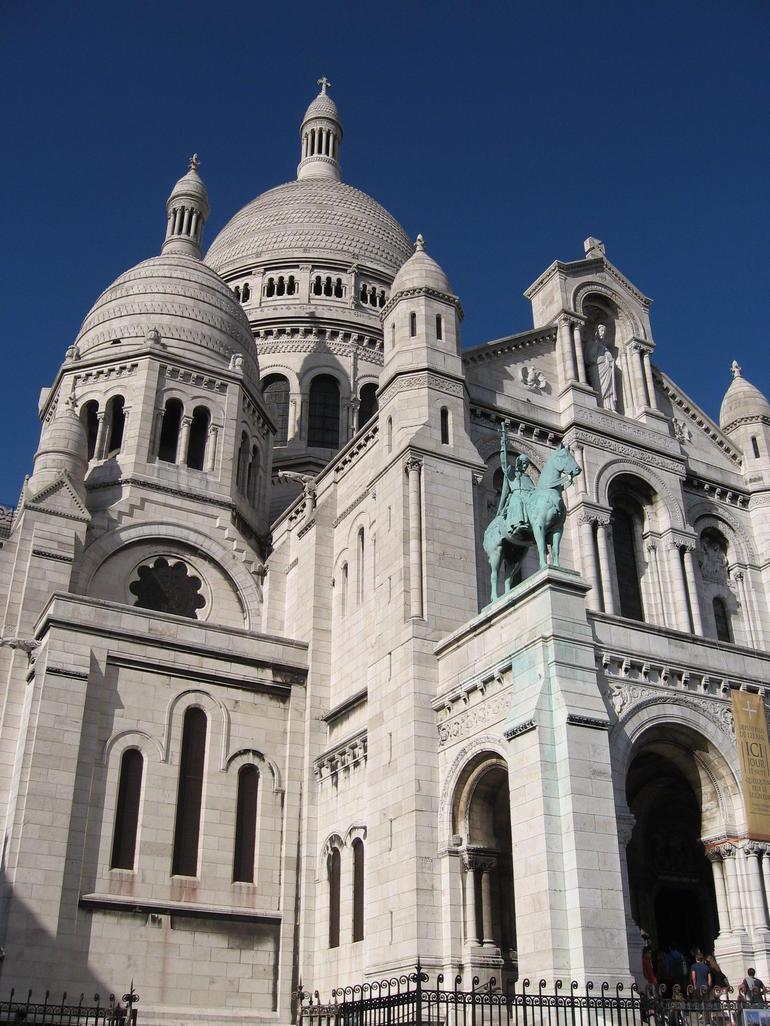Sacre Coeur - 12.09.12 - Paris