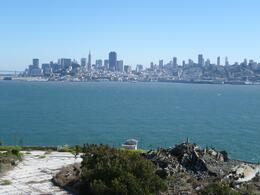 View from Alcatraz, JULIE B - September 2010