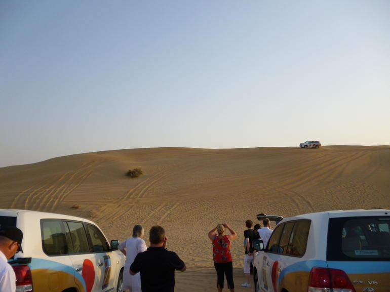 Sand Dune - Dubai