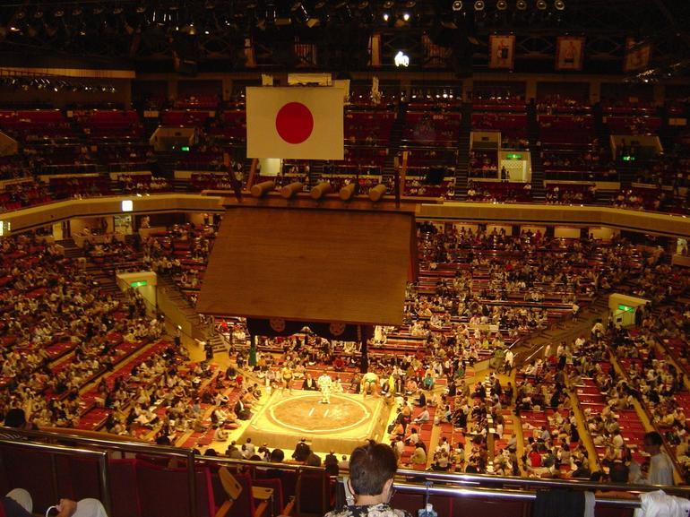 Sumo Match - Tokyo