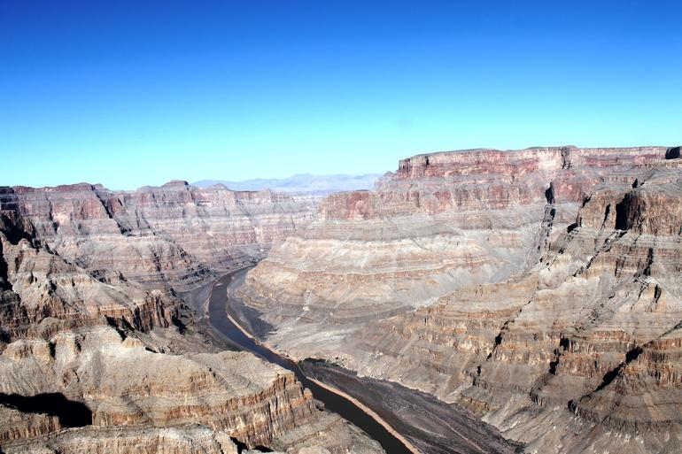 The majestic Grand Canyon - Las Vegas