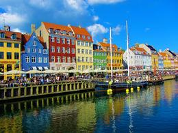 Nyhavn New Harbor Canal , Paul H - June 2017