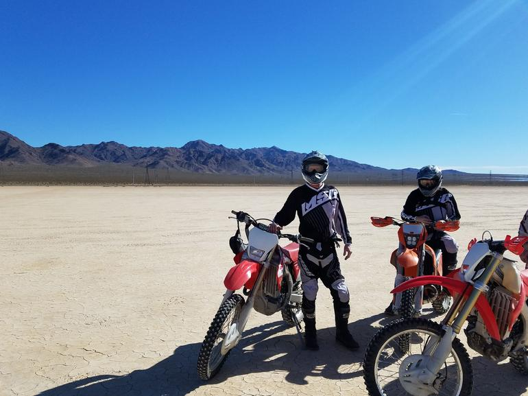 Hidden Valley and Primm Extreme Dirt Bike Tour photo 30