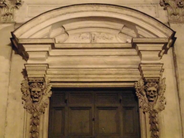 Brotherhood of Death church - Rome