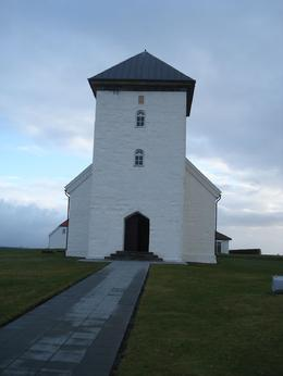 Church in Iceland. - November 2007