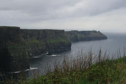 This is a picture of the Cliffs of Moher. , Gregory S - October 2013