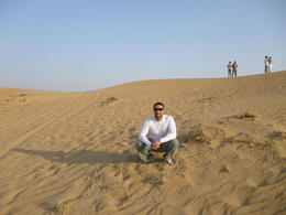 Me in Dubai desert , Kevin S - September 2011