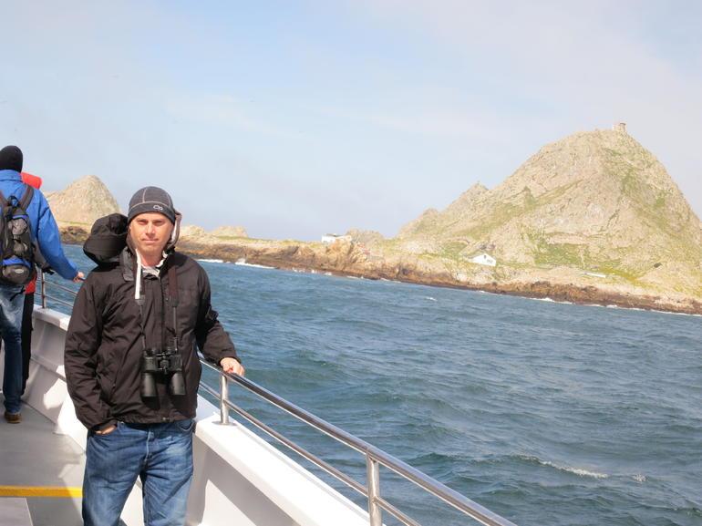 Farallon Islands - San Francisco