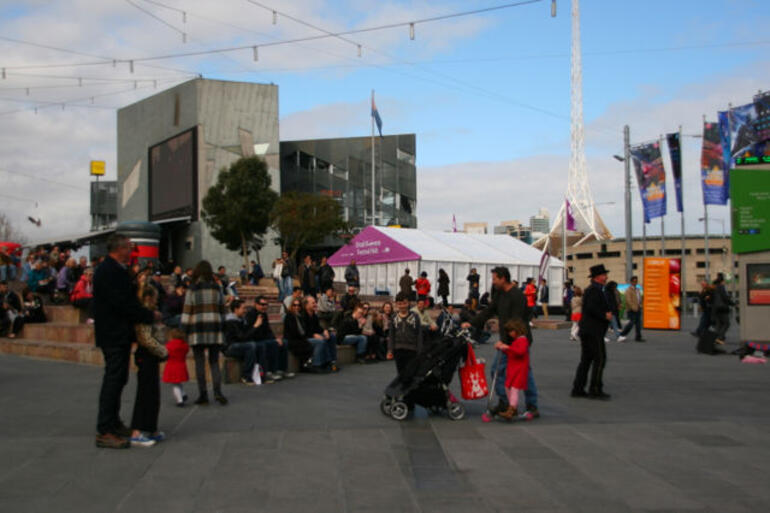 Federation Square #2 - Melbourne