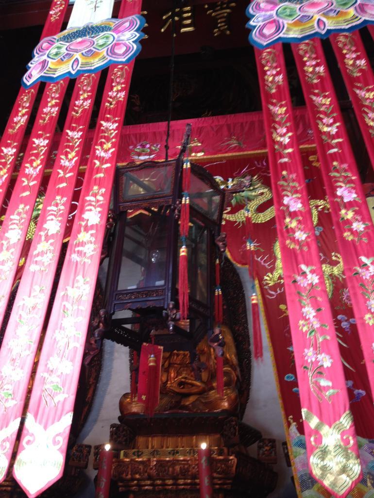 Jade Buddha Temple - Shanghai