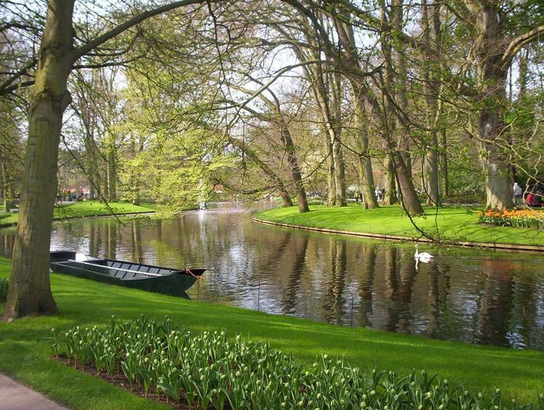 Keukenhof Tulip Park - Amsterdam