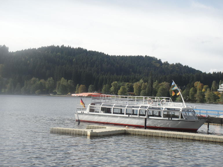 Lake Titisee - Zurich