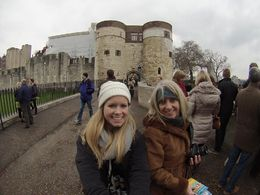 Great time at the London Tower. , Kimberly H - March 2015
