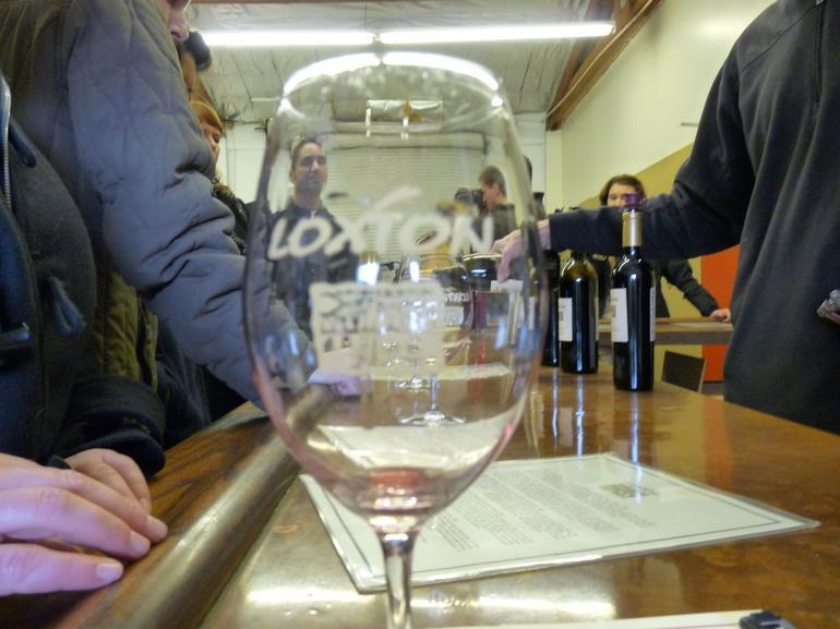 Loxton Winery - San Francisco