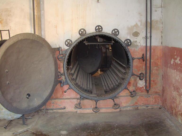 Not an escape tunnell ..... - Prague