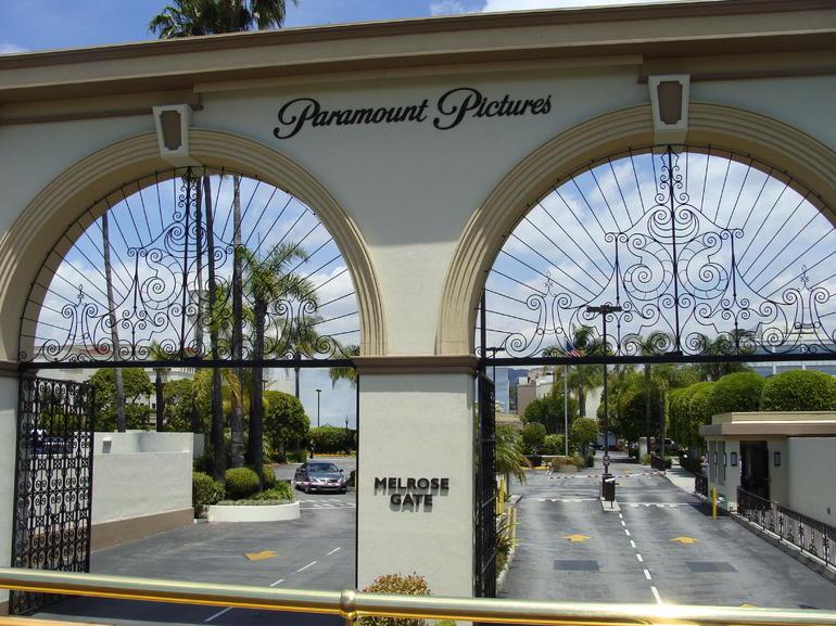 Paramount Studios - Los Angeles