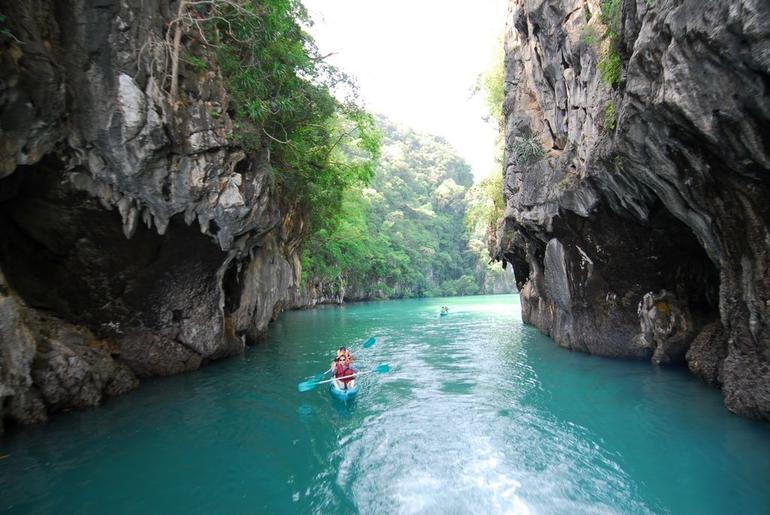 Krabi by Speedboat - Phuket