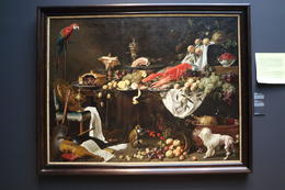 Still Life Rijksmuseum that will stimulate your appetite! , James W - June 2014