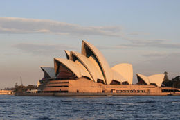 At the end of the cruise at Circular Quay, you have the oportunity to do some nice pics of the Opera House , Stanislas T - November 2015