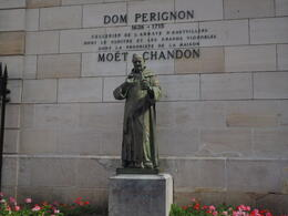 Dom Perignon at the entrance. , Michael T - September 2014