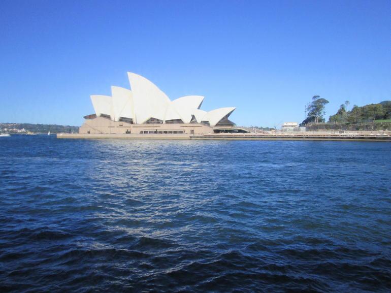 The Opera House - Sydney