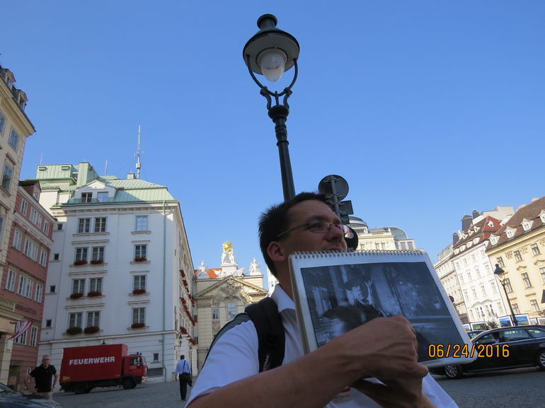 Vienna Walking Tour: In the Footsteps of 'The Third Man' photo 11