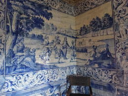 There were so many tiles in the National Palace , Robert M - October 2014