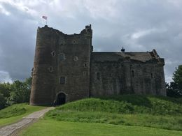 Doune Castle , Stephanie H - July 2016