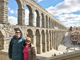 Day Trip, Segovia Nov. 8, 2016 Nelson and Arnie , ROBERT NELSON B - November 2016