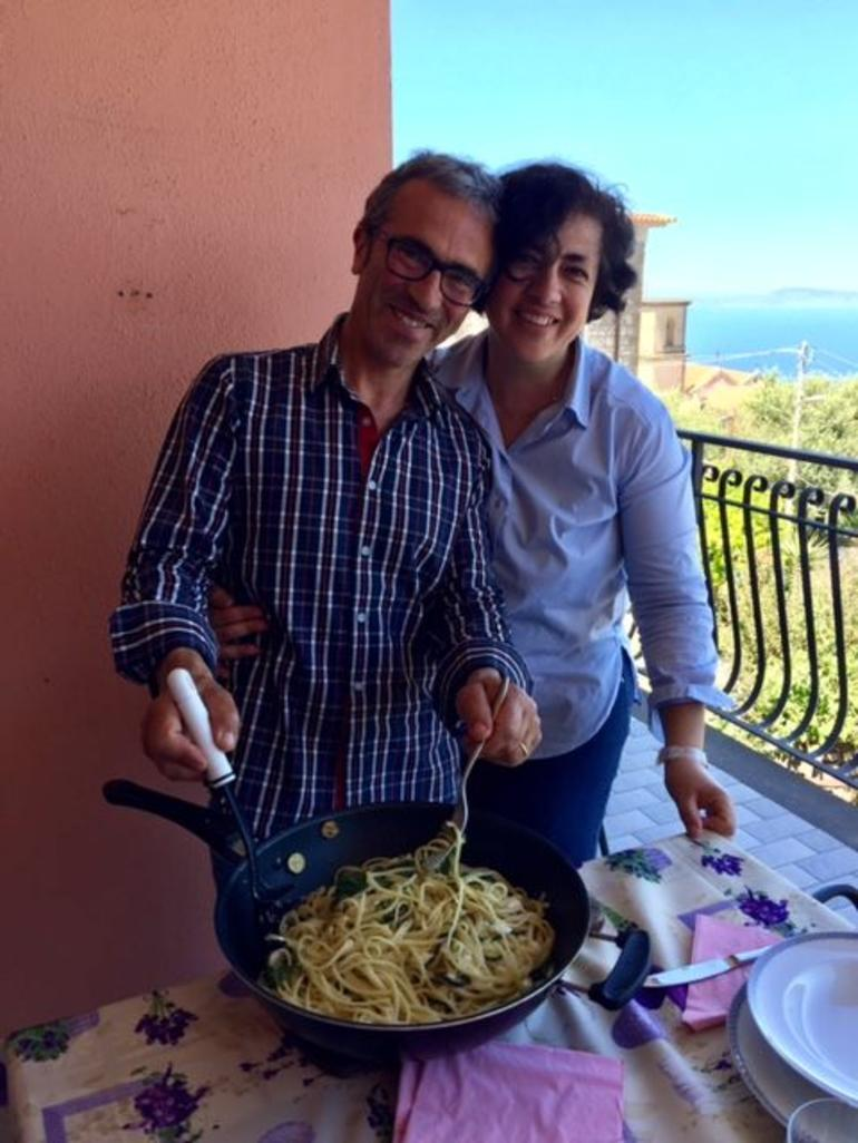 Sorrento Cooking Class from Sorrento