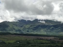View from the Commando Memorial , Thomas J - July 2017