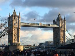 London Bridge before the Thames Cruise. , Aimee W - July 2017