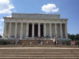 Lincoln Memorial , Joanne N - August 2017